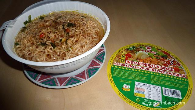 Innsbruck Cup Noodles