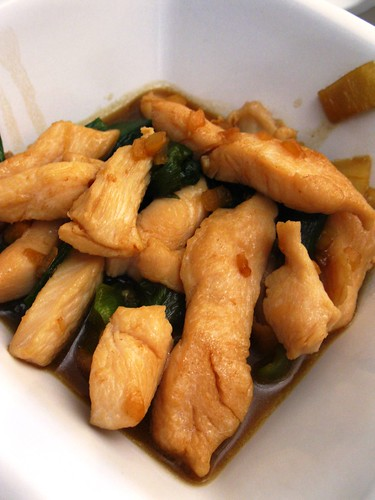 Oyster Sauce Based Dishes