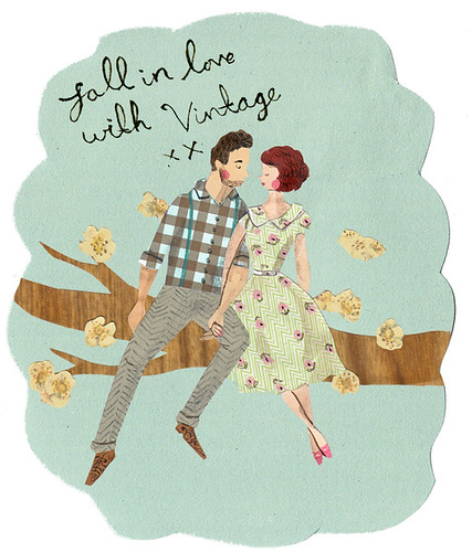Falling Love with Vintage