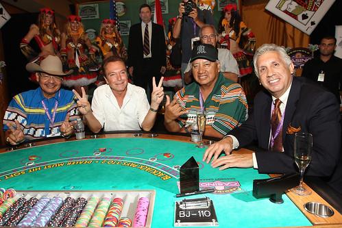 Blackjack now at Seminole Casino Coconut Creek
