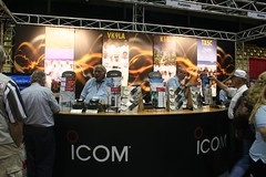 "Icom stand at Hamvention 2010 • <a style=""font-size:0.8em;"" href=""http://www.flickr.com/photos/10945956@N02/4923927419/"" target=""_blank"">View on Flickr</a>"