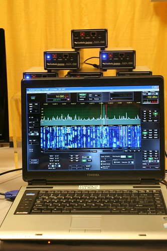 "Flex 1500 SDR at Dayton Hamvention • <a style=""font-size:0.8em;"" href=""http://www.flickr.com/photos/10945956@N02/4923944437/"" target=""_blank"">View on Flickr</a>"
