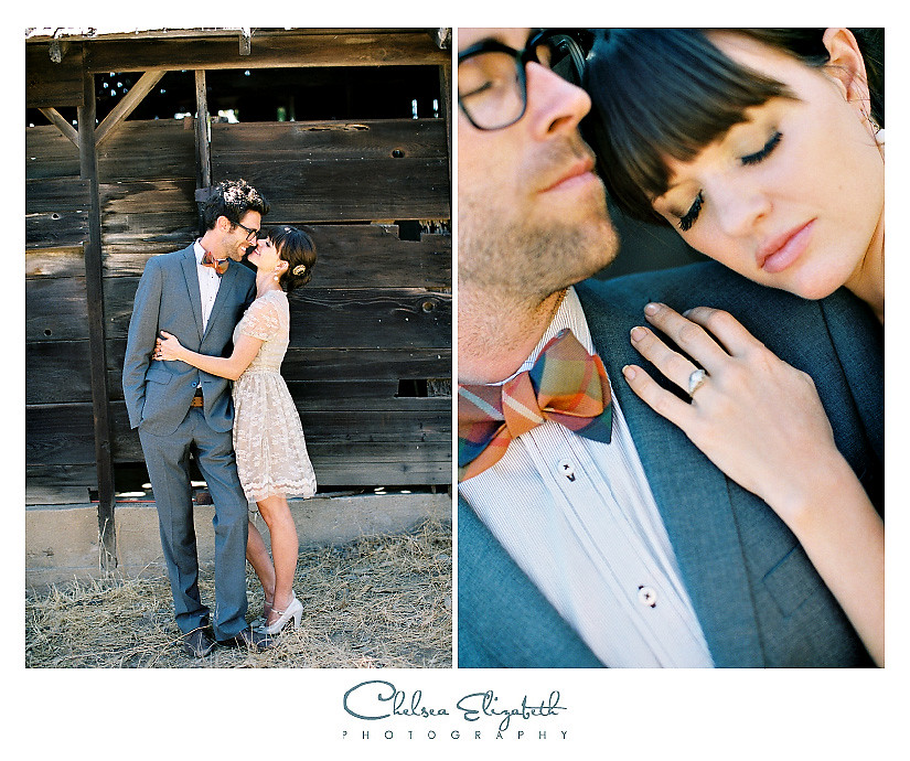 vintage engagement photography carlsbad