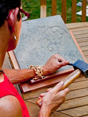 Janis carving