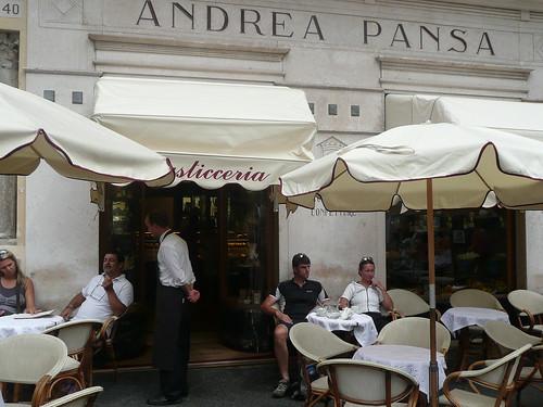 Amalfi pasticceria Pansa
