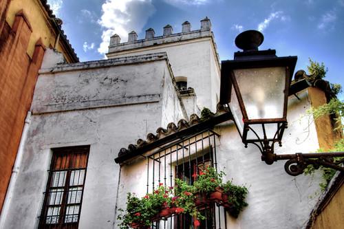Jewish quarter detail. Seville. Detalle de la judería. Sevilla