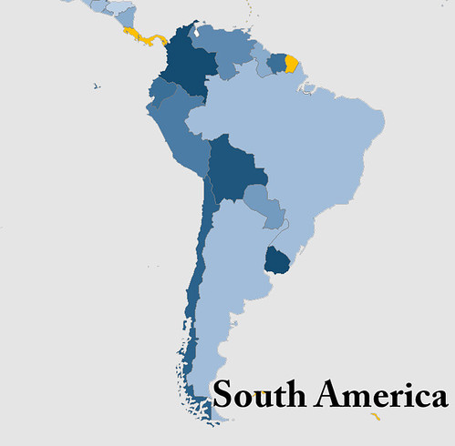 South America military