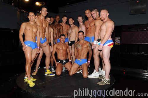 Philly Gay Calendar Boys of Summer