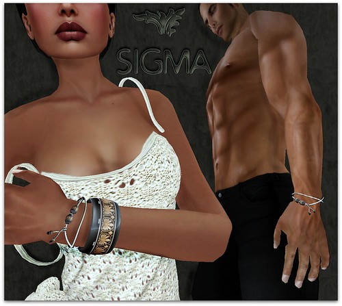 SIGMA Jewels/ Anthemio bracelets