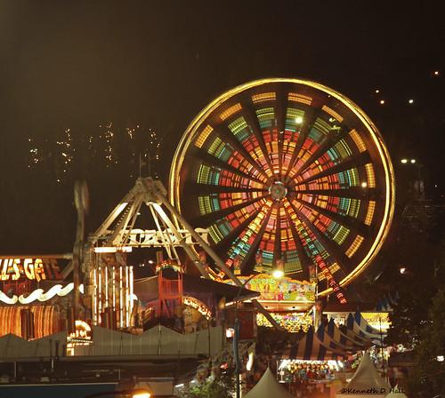 PNE Ferris Wheel