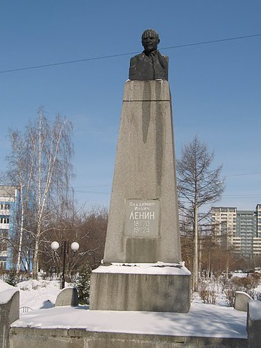 Красноярск-4 ©  kudinov_dm