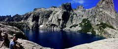 Capitello - Corsica (FranciZEDDA) Tags: panorama lago blu corsica bagno freddo ghiaccio capitello bello profondo