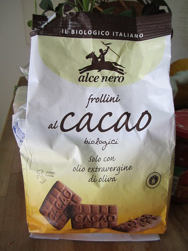 Alce Nero Cacao Cookies