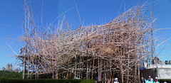 Doug and Mike Starn - Big Bambú (composite)