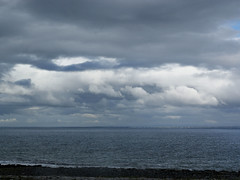 Galway Bay (JMVerco) Tags: ireland sea cloud mer landscape mare nuvola nuage paysage paesaggio irlanda rlande yourwonderland pinnaclephotography