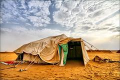 خيمة | Tent [EXPLORED]