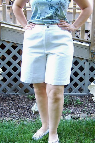 McCall's 5857 Shorts