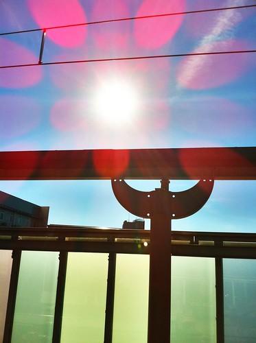 今日の写真 No.5 – 奈良駅/iPhone4 + Pro HDR