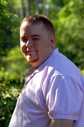Michael Posing for Pictures at Duke Gardens http://flic.kr/p/8wvNB9