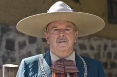 Octavio Chavez (ALFONSO SÁNCHEZ) Tags: sombrero rancho charros charreada charro ranchobuenavista charreria aromasysabores rostrosdemexico alfonsosanchez octaviochavez