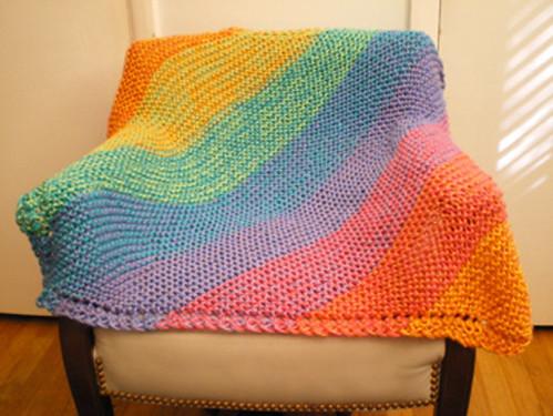 diagonal blanket finis 1