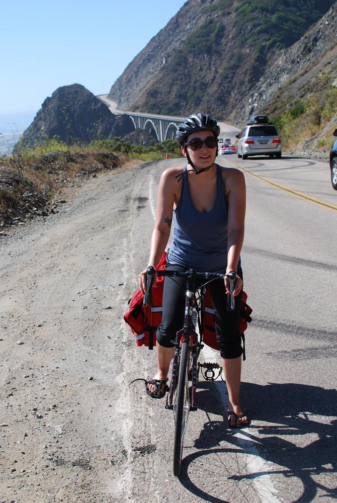 卡利瓦金蒂:自行车旅行第6天