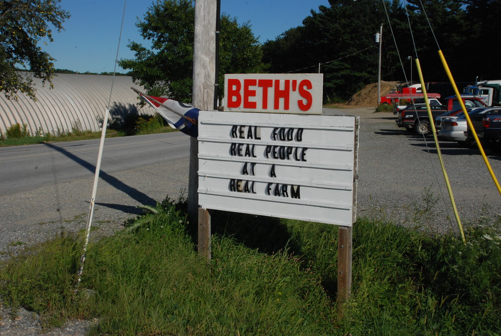 "Beth's: ""Real Food, Real People, at a Real Farm"""