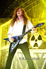 Megadeth @ Joe Louis Arena, Detroit, MI - 08-19-10