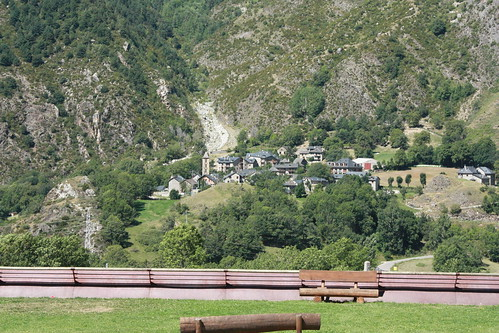 The nature of the Vall de Boi