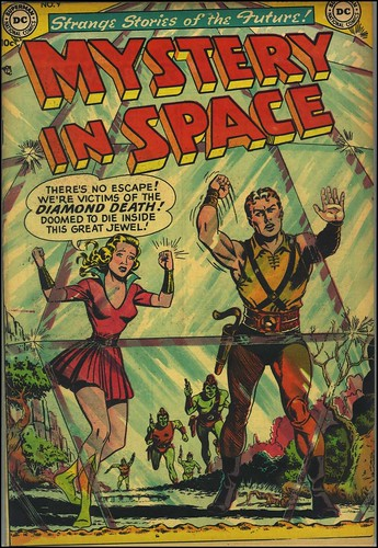 Mystery in Space #9