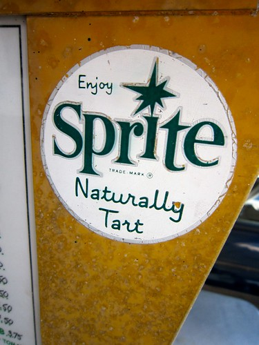 Tropical Treat  Hanover PA  Enjoy Sprite Naturally Tart