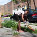 GSCA Vacant Lot Project (CR Permaculture Guild) - Albany, NY - 10, Jul - 12 by sebastien.barre