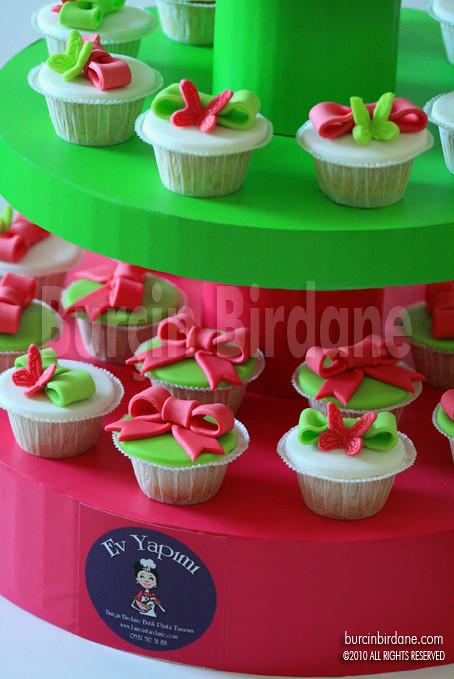 Baby Shower Cupcake 1