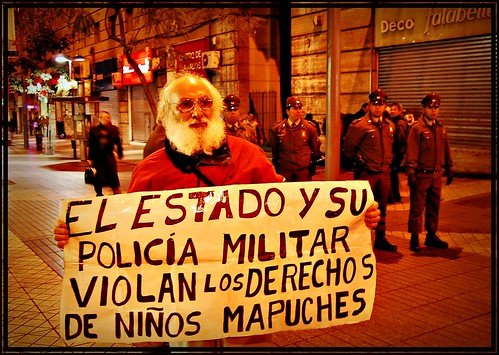 marcha pp mapuche