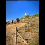 Torra di a Parata - Ajaccio, Corsica (HDR)