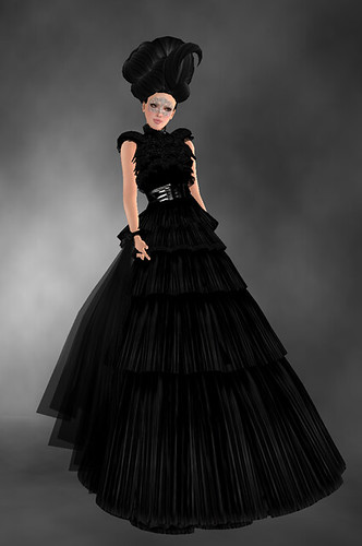 !VA! Phantom of the Opera-noir not free on Hair Fair by Vanity Hairs