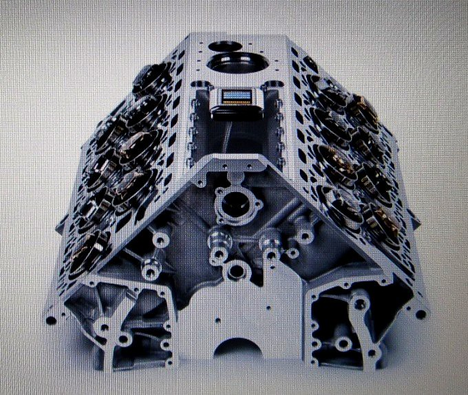 BUGATTI VEYRON 16 CYLINDER ENGINE BLOCK - NOW AVAILIBLE AS WATCH WINDER ...