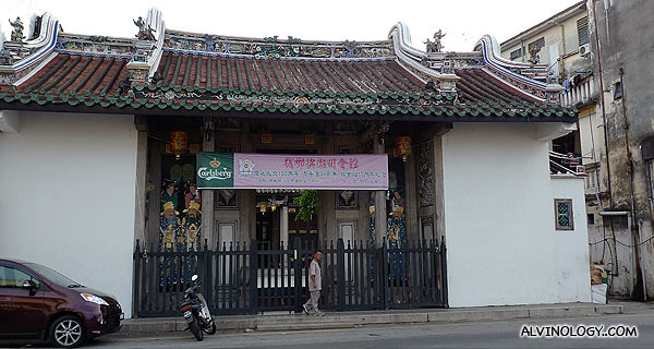 An old Teochew Temple