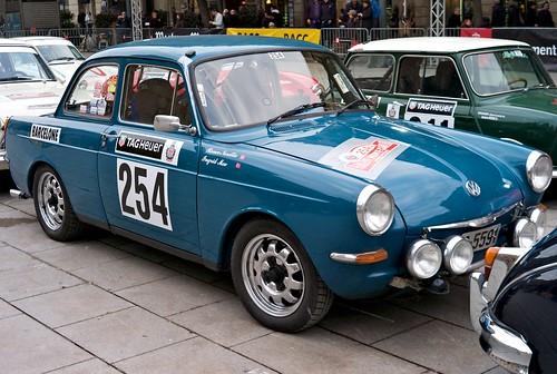 L9771157 - Rally Montecarlo Historique. Volkswagen 1500