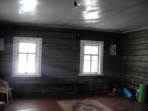 Опустевший дом