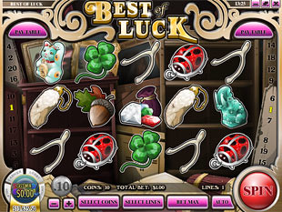 Best of Luck slot game online review