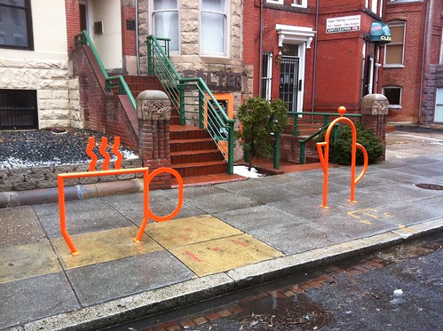 Bike Racks at Filter Coffee Washington DC -  - 1