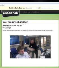 Groupon Unsubscribe