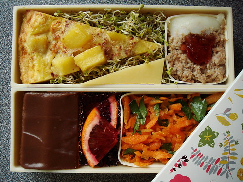 Bento With French Flair