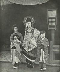 Tayuu (TsurukoMaiko) Tags: japan japanese kyoto maiko geiko geisha kimono giesha oiran tayuu kamuro