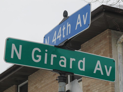 44th Ave N at Girard Ave N