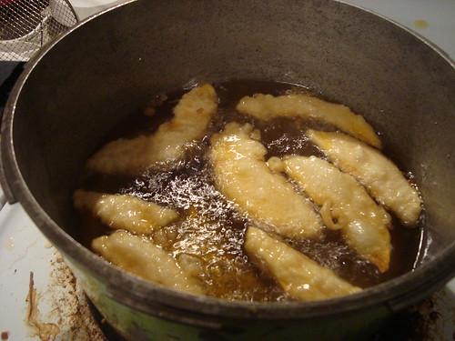 tempura squash