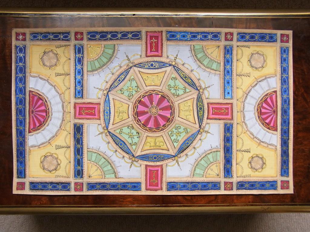 Carpet doodle