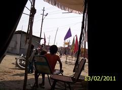 100_3448 (Ambar_Dwivedi) Tags: ambar sangam allahabad maghmela ambardwivedi