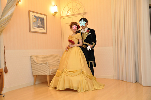 【ディズニーウェデング】憧れの『美女と野獣』モチーフ結婚式まとめ♡